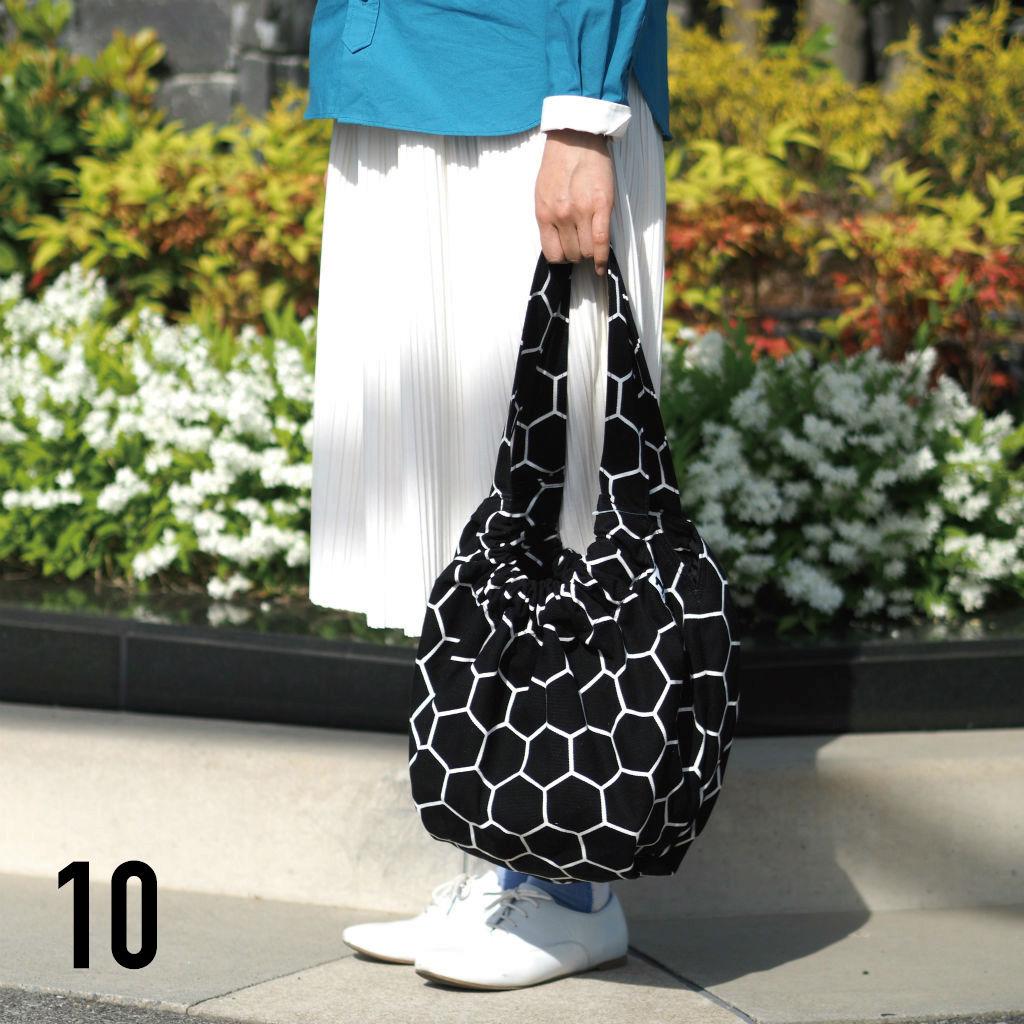 これからもずっと私の定番、10-GRUPPEN Maki Bag。
