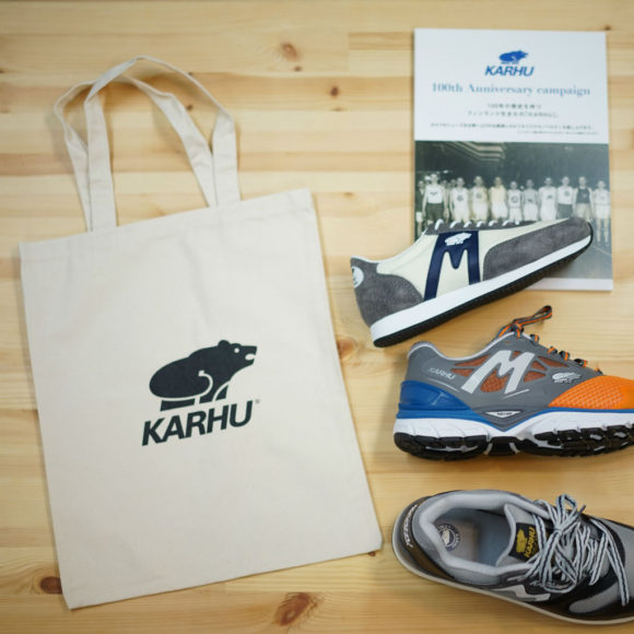 KARHU 100周年キャンペーン