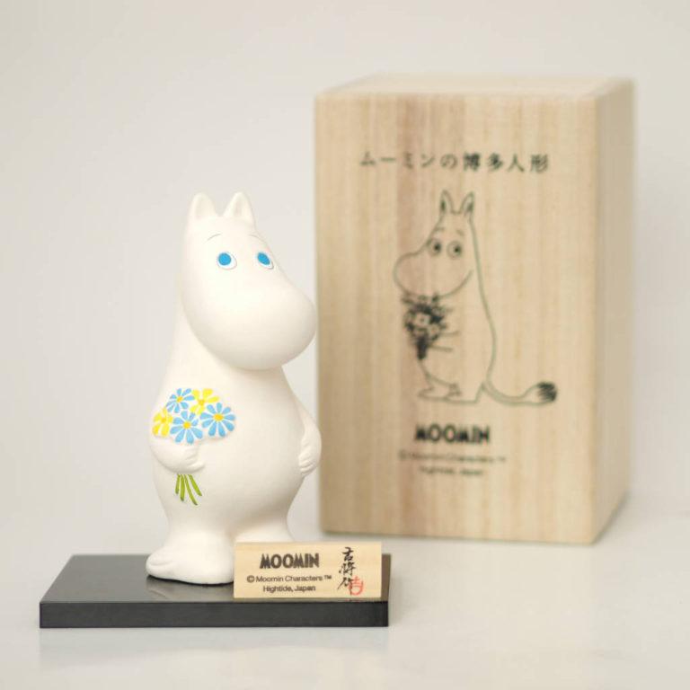 Moomin ムーミン 博多人形