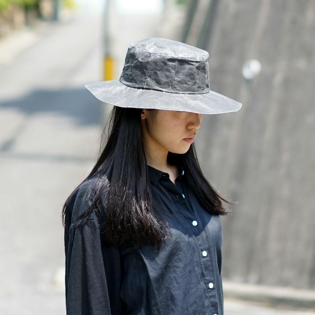 SIWA | 紙和 軽くたためる和紙の帽子、人とは違う帽子で夏を楽しむ。SIWAハット&キャップ入荷のお知らせ。