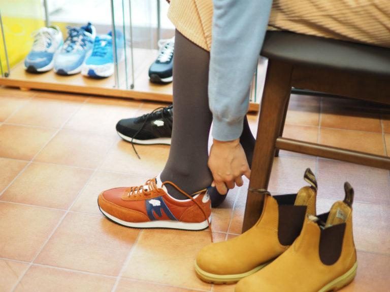 はじめてのKARHU、カルフの スニーカー気になるサイズやモデルの違いなど一緒に選びませんか?