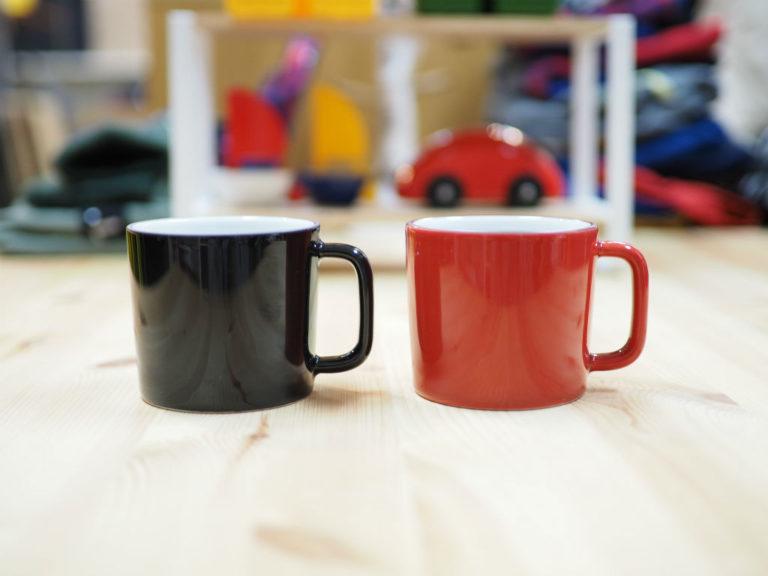 バレンタインに贈りたい、波佐見焼のマグカップ