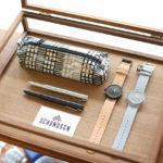 ショーン・デザインのペン「毎日使うものこそ使い捨てではなく、高品質で長く使い続けることができるものを」