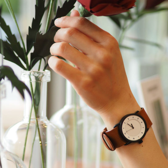 一番小さなTID Watches「TID No.1 / 33mm」
