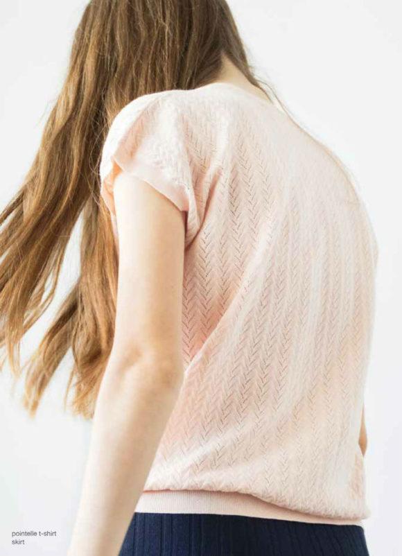 何年も着られるお気に入りの一着に、心地よいサマーニット(FUB/デンマーク)