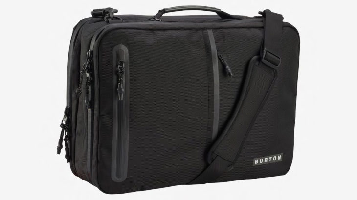 3WAYで使えるバリスティックナイロンのBURTON Switchup Backpack