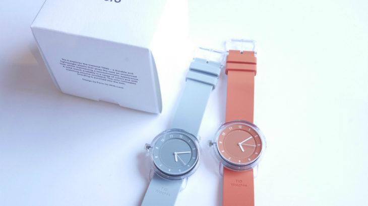 夏に人気のTID WatchesのNO.3モデル