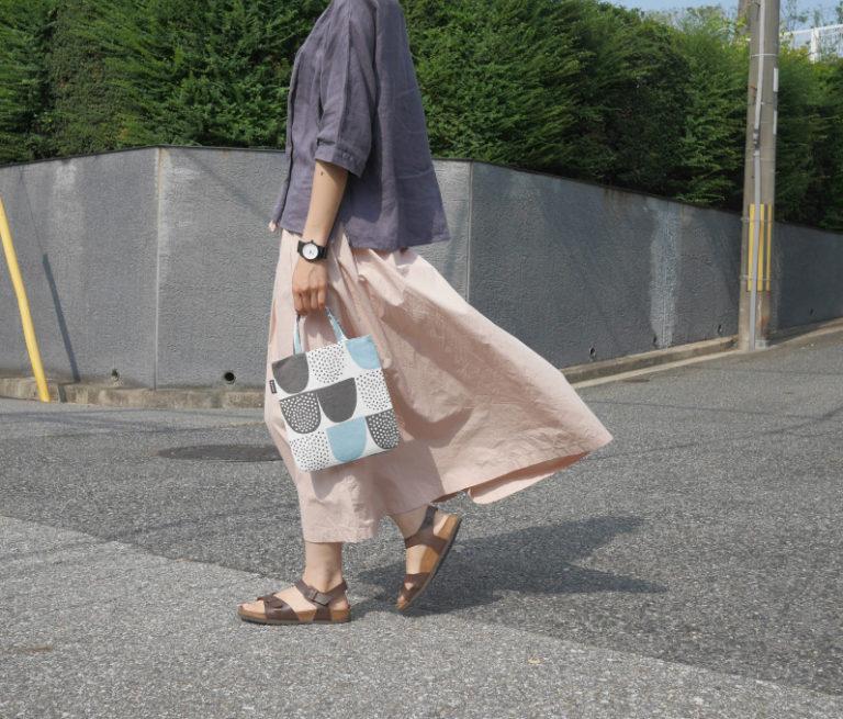 ちいさなバッグ一つで軽やかに カウニステのミニバッグ
