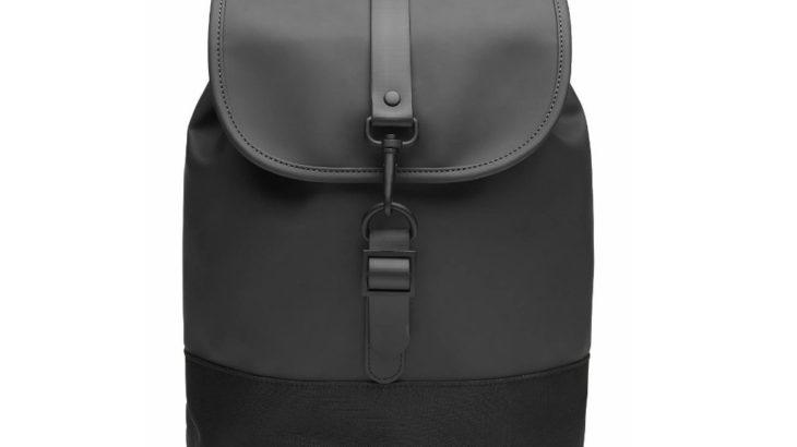 RAINS レインズ Drawstring Backpack