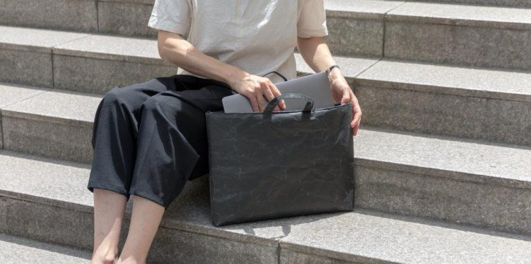 SIWA | 紙和 PC/タブレットケースバッグ