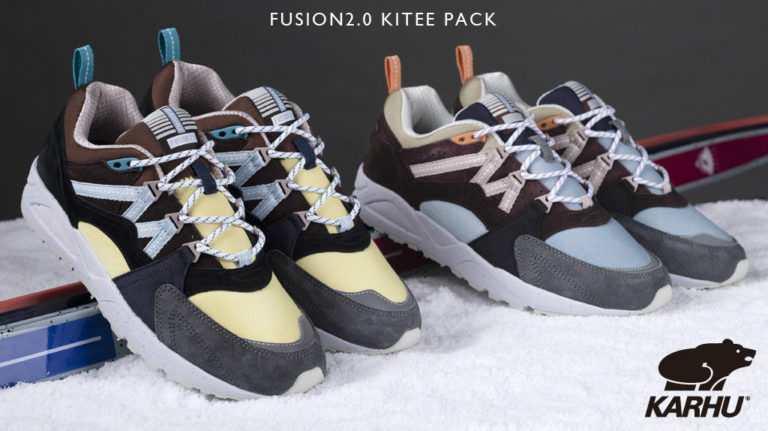 KARHU FUSION2.0 KITEE PACK カルフ限定発売