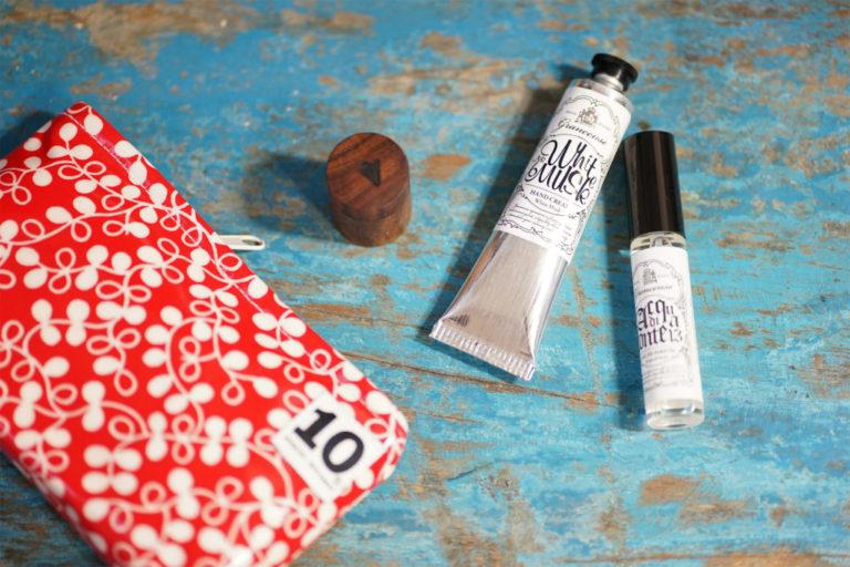 ユニセックスでお使いいただける、やさしい香りのフレグランスシリーズ「グランセンス」