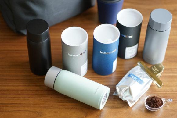 innovator コーヒー&ステンレスボトル