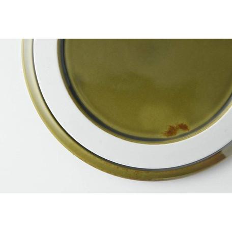 TRIP WARE ボウル160+フタ160 緑釉 ヨシタ手工業デザイン室