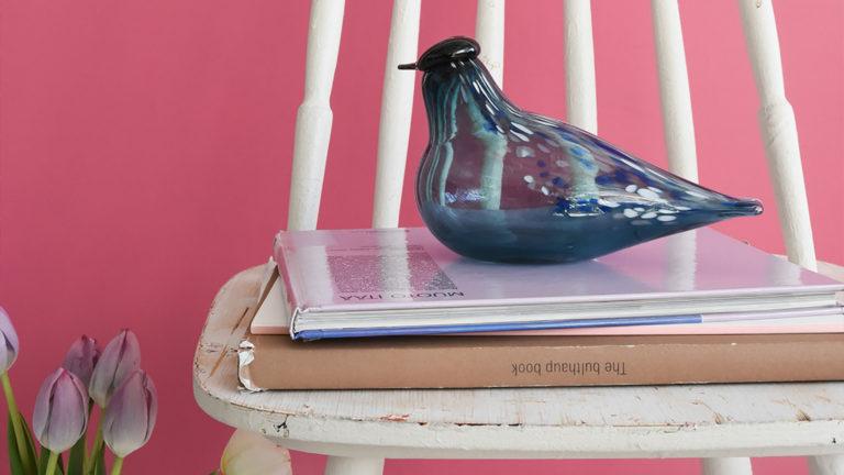 muurla GLASS BIRDS フィンランドに暮らす鳥のガラスオブジェ