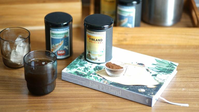 フィンランド・スウェーデンと日本の国交樹立100周年を記念して誕生したコーヒー