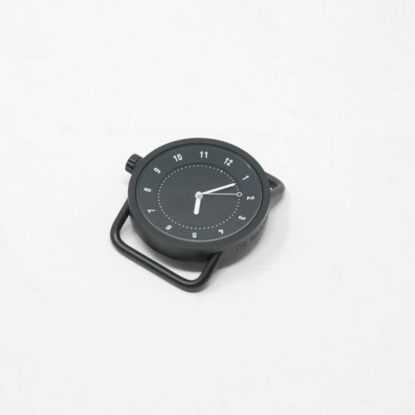 TID No.1 33mm フェイス ブラック(TID Watches ティッドウォッチ)※バンド別売