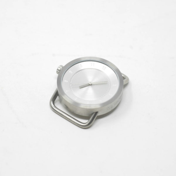 TID No.1 36mm フェイス シルバー(TID Watches ティッドウォッチ)※バンド別売