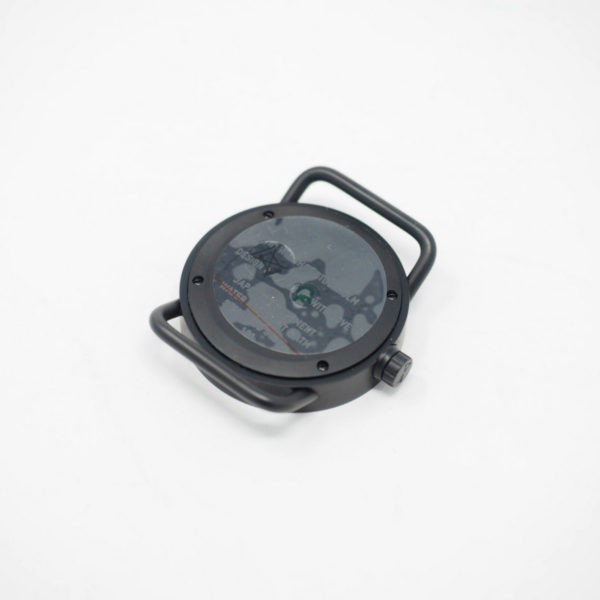 TID No.1 36mm フェイス ホワイト(TID Watches ティッドウォッチ)※バンド別売