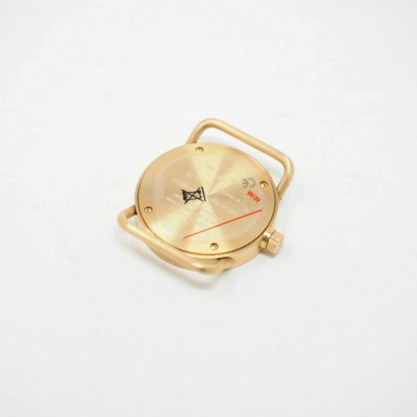 TID No.1 33mm フェイス ゴールド(TID Watches ティッドウォッチ)※バンド別売