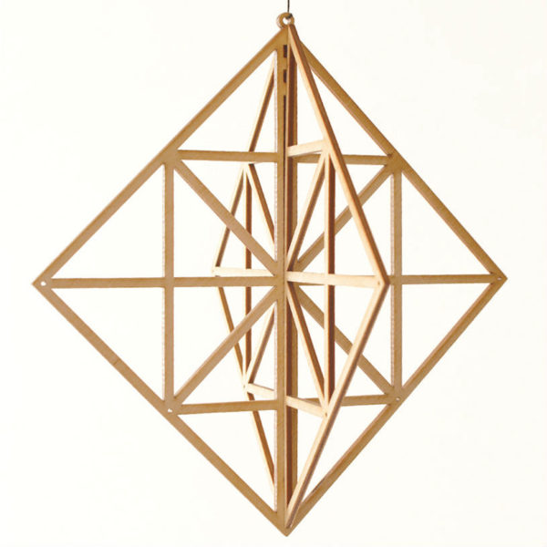 kito 木製オーナメント 定番人気の4個セット