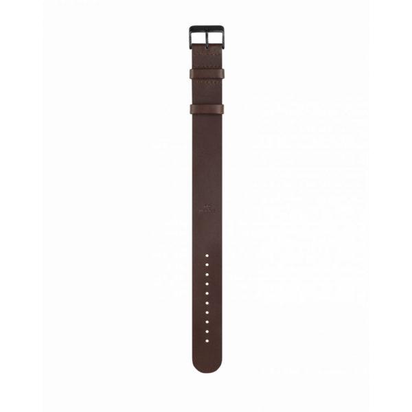 TID Wristband レザーリストバンド ウォルナット(TID Watches ティッドウォッチ)