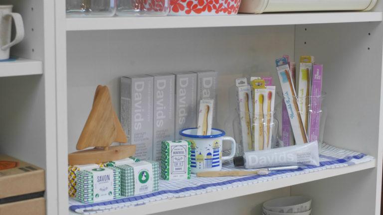 地球にも人にもやさしい歯ブラシ スウェーデン生まれ Humble Brush