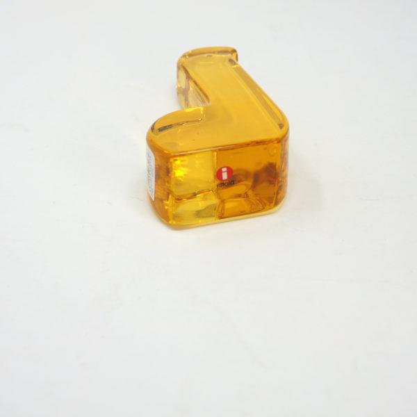 ガラスバード レモン Glass bird Lasilintu(イッタラ × ミナ ペルホンネン)