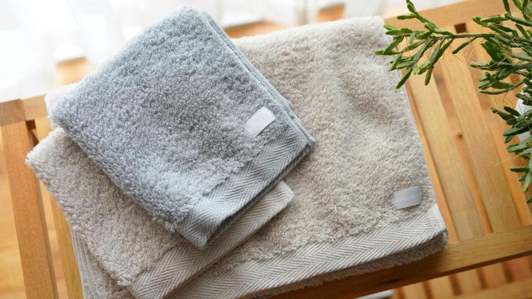 抗ウィルス・抗菌効果が長期間持続する Etak® 加工のタオル