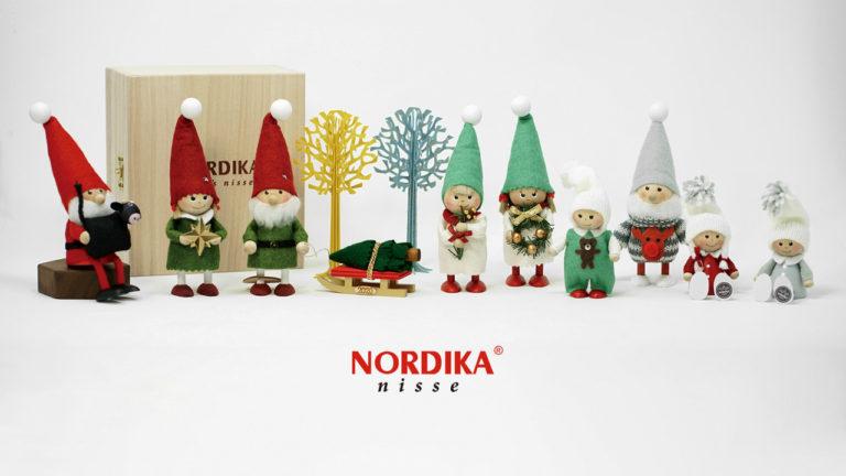 毎年少しずつ揃えていくのが楽しい「NORDIKA nisse」