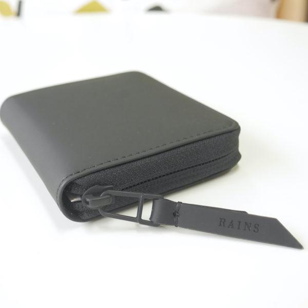 Small Wallet ブラック(RAINS レインズ)
