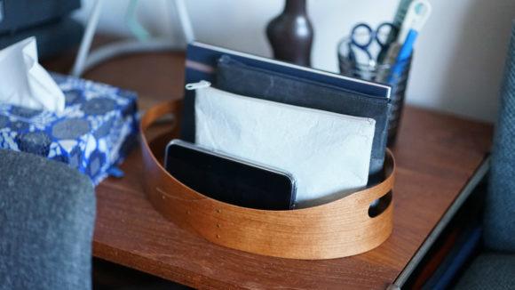 暮らしのスペースに艶をプラスしてくれる、チェリー材のシェーカーボックスシリーズ。