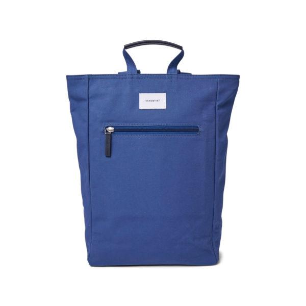 SANDQVIST サンドクヴィスト Blue with Blue leather