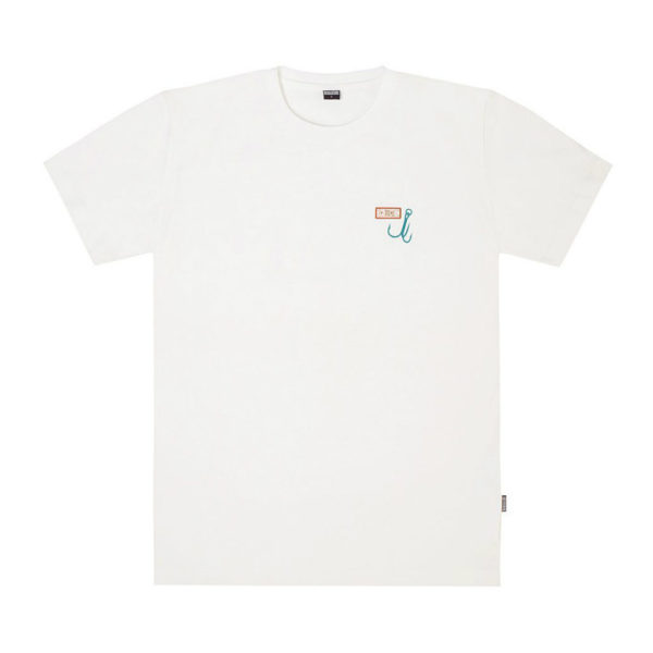 T-SHIRT KARHU X R-COLLECTION OCEAN DEPTHS / WHITE(KARHU カルフ アパレル)