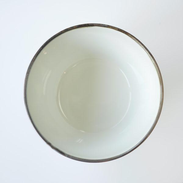 natural69 ナチュラルロック 焦がし呉須 丼 丸紋