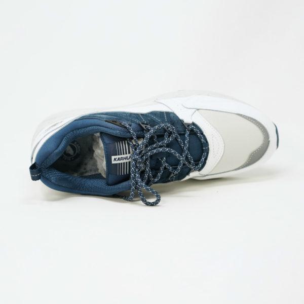 フュージョン2.0 WHITE / BLUE WING TEAL(KARHU カルフ スニーカー)