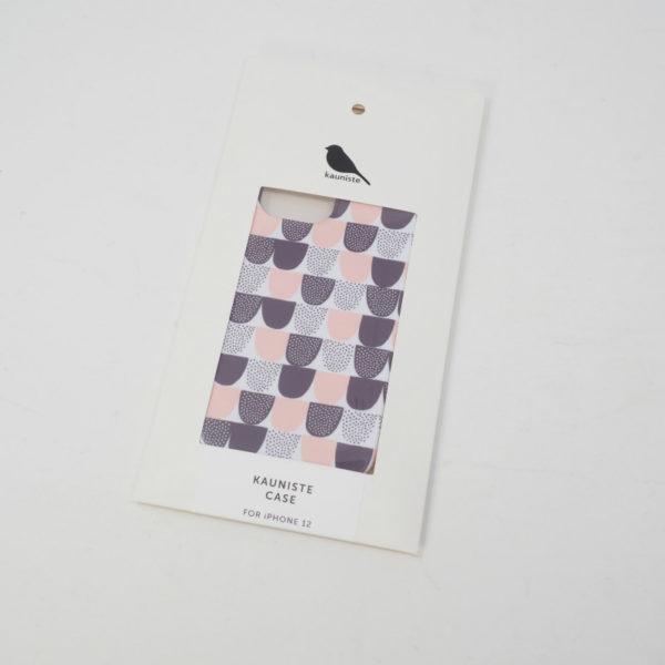 kauniste カウニステ  iPhoneケース Sokeri ピンク