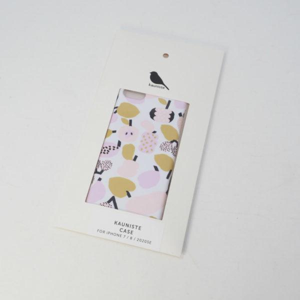 kauniste カウニステ  iPhoneケース Tutti Frutti オリーブ