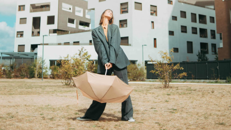 フランス製の折りたたみ傘「ANATOLE PARIS アナトール パリス 」