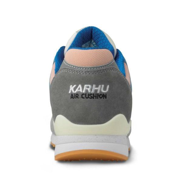 シンクロンクラシック GRAY VIOLET / ADRIATIC BLUE(KARHU カルフ スニーカー)