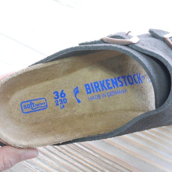 BIRKENSTOCK ビルケンシュトック ZURICH チューリッヒ モカ