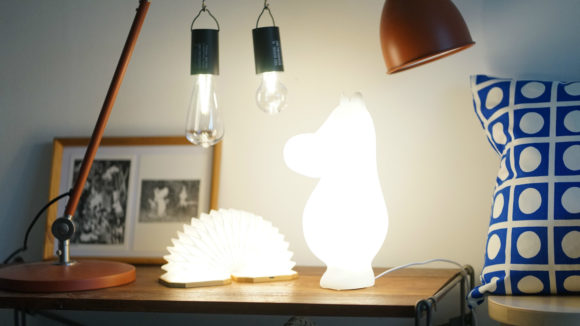 充電式やモバイルバッテリーで使えるLED照明