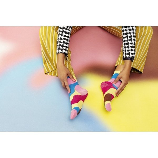 ALICE ANKLE SOCK ピンク(HYSTERIA ヒステリア)