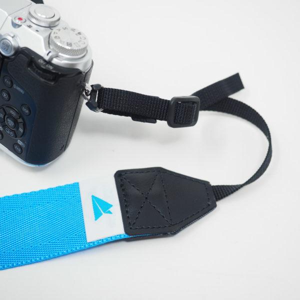 PAPERSKY ペーパースカイ ninja カメラストラップ 38mm