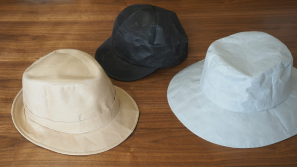 人とは違う帽子で季節を楽しむ。SIWAのハット、キャップ、チロル入荷のお知らせ。