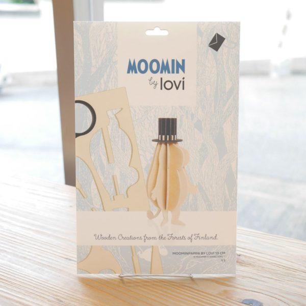 lovi MOOMIN ロヴィ ムーミンパパ