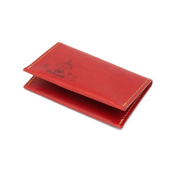 MOOMIN ムーミン レザーカードケース