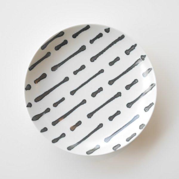 natural69 ナチュラルロック スチールライン 15cm 皿 モールス