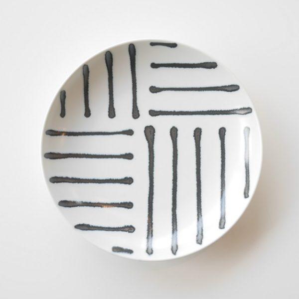natural69 ナチュラルロック スチールライン 15cm 皿 アジロ