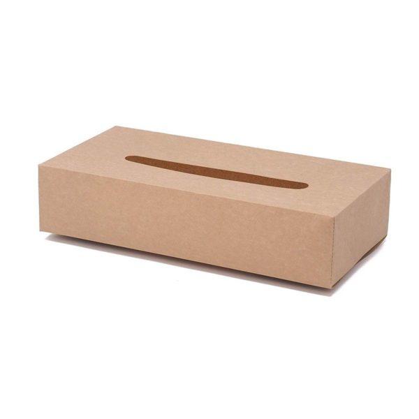 SIWA シワ ティッシュボックスケース 薄型タイプ用